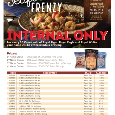 Internal Sales Flyer
