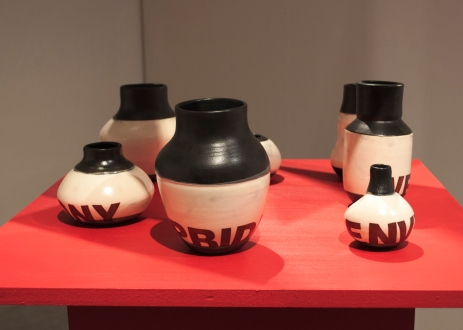 Seven Deadly Sin Vases