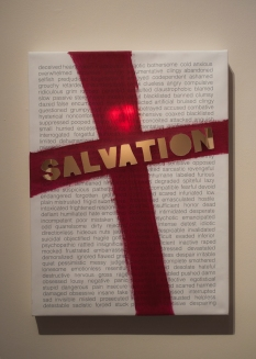Canvas Poster Salvation