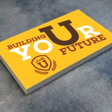 JB University Slogan 2016