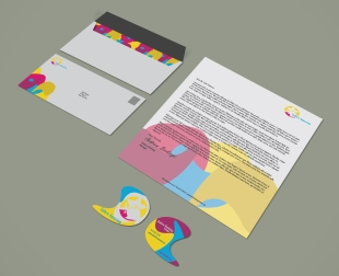 Letterhead/Business Card/Envelope