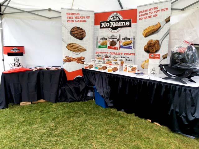 State Fair Booth 2016