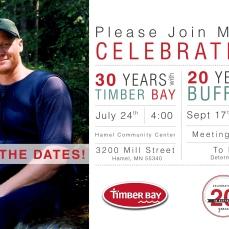 Postcard Invite Front
