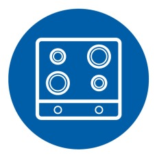 Stove Top Icon