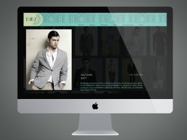 Website Men Page